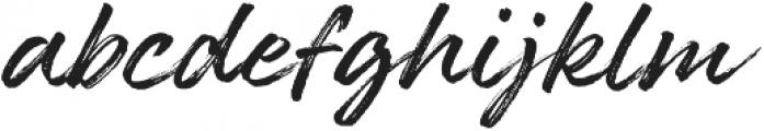 Mainsail Script otf (400) Font LOWERCASE