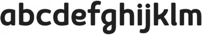 Mairy Book otf (400) Font LOWERCASE