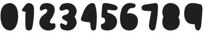 Maitana otf (400) Font OTHER CHARS