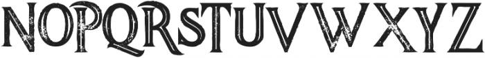Majestic Bold Inline Grunge otf (700) Font UPPERCASE