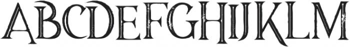 Majestic Inline Grunge otf (400) Font LOWERCASE