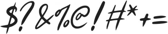 Majesty ttf (400) Font OTHER CHARS