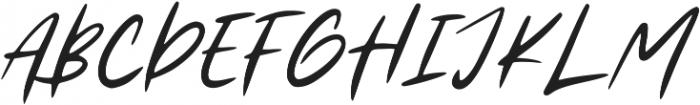 Majesty ttf (400) Font UPPERCASE