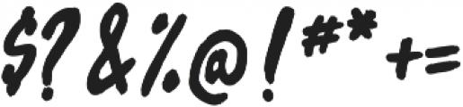 Major Leauge ttf (400) Font OTHER CHARS