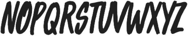 Major Leauge ttf (400) Font UPPERCASE