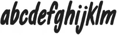 Major Leauge ttf (400) Font LOWERCASE