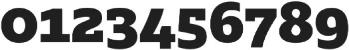 Majora Pro Black otf (900) Font OTHER CHARS
