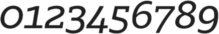Majora Pro Regular It otf (400) Font OTHER CHARS