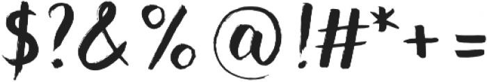 Majorelle otf (400) Font OTHER CHARS