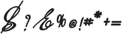 Malakat otf (400) Font OTHER CHARS