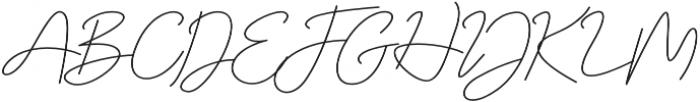 Maldonis otf (400) Font UPPERCASE