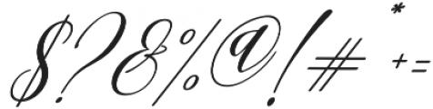 Malibu  Ring otf (400) Font OTHER CHARS