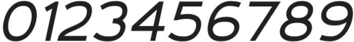 Malibu Sunset Sans Italic otf (400) Font OTHER CHARS
