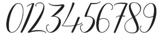 Mallicot Script Regular otf (400) Font OTHER CHARS