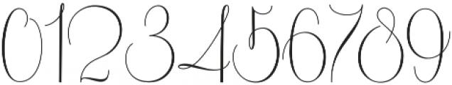 Mallow Script otf (400) Font OTHER CHARS