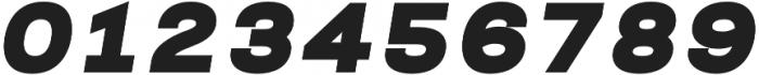 Malstrom Black Italic otf (900) Font OTHER CHARS