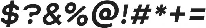 Malstrom Italic otf (400) Font OTHER CHARS