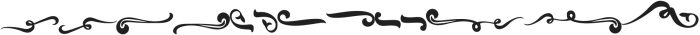 Mandarin Ornament otf (400) Font LOWERCASE