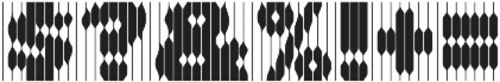 Mandolina DDT Regular otf (400) Font OTHER CHARS