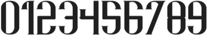 Mandon Vintage otf (400) Font OTHER CHARS