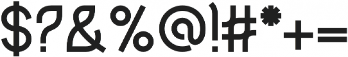 Mandorlato Bold otf (700) Font OTHER CHARS
