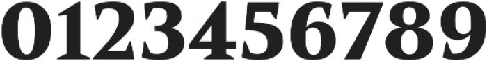 Mandrel Ext Black otf (900) Font OTHER CHARS