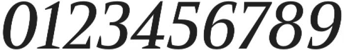 Mandrel Ext Medium Italic otf (500) Font OTHER CHARS