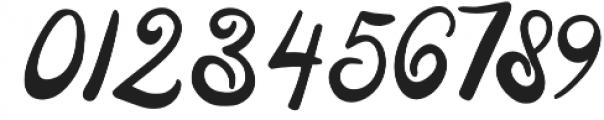 Manfet otf (400) Font OTHER CHARS