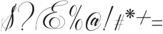 Mangifera otf (400) Font OTHER CHARS