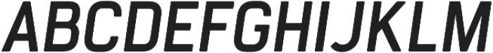Manifold CF Extended Light otf (300) Font UPPERCASE