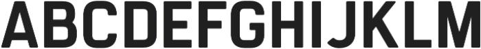 Manifold CF Extended otf (700) Font UPPERCASE