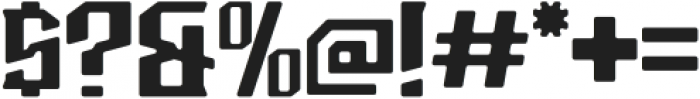 MantaStyles V2 Regular otf (400) Font OTHER CHARS