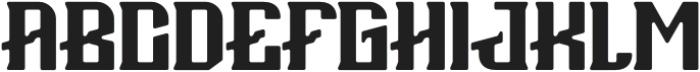 MantaStyles V2 Regular otf (400) Font UPPERCASE