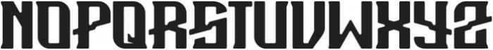MantaStyles V2 Regular otf (400) Font LOWERCASE