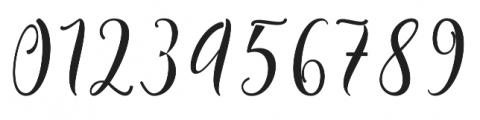 Mantana otf (400) Font OTHER CHARS
