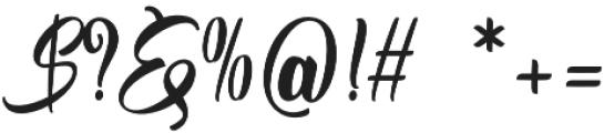 Mantera Alt Regular otf (400) Font OTHER CHARS