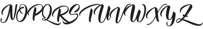 Mantera Alt Regular otf (400) Font UPPERCASE