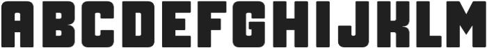 Manufaktur Black otf (900) Font UPPERCASE