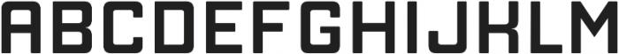 Manufaktur Expanded Bold otf (700) Font UPPERCASE