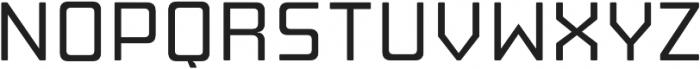 Manufaktur Expanded Medium otf (500) Font UPPERCASE