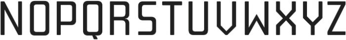 Manufaktur Medium otf (500) Font UPPERCASE