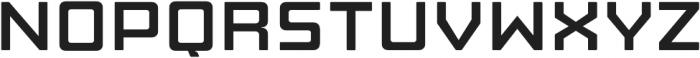 Manufaktur Ultra Expanded Bold otf (700) Font UPPERCASE