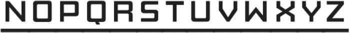 Manufaktur Ultra Expanded Bold otf (700) Font LOWERCASE