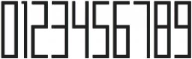 Manurewah otf (600) Font OTHER CHARS