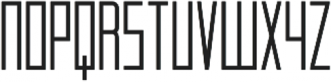Manurewah otf (600) Font UPPERCASE