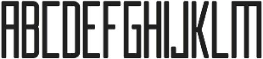 Manurewah otf (700) Font UPPERCASE