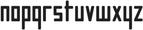 Manurewah otf (800) Font LOWERCASE