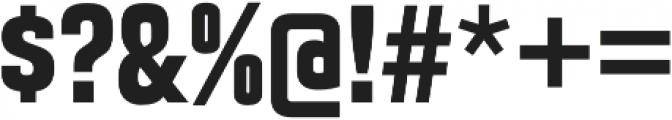 Maqui Heavy otf (800) Font OTHER CHARS