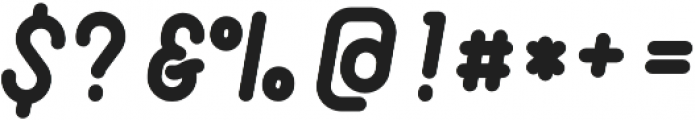 Marbelous Script otf (400) Font OTHER CHARS