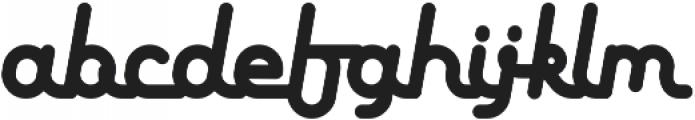 Marbelous Script ttf (400) Font LOWERCASE